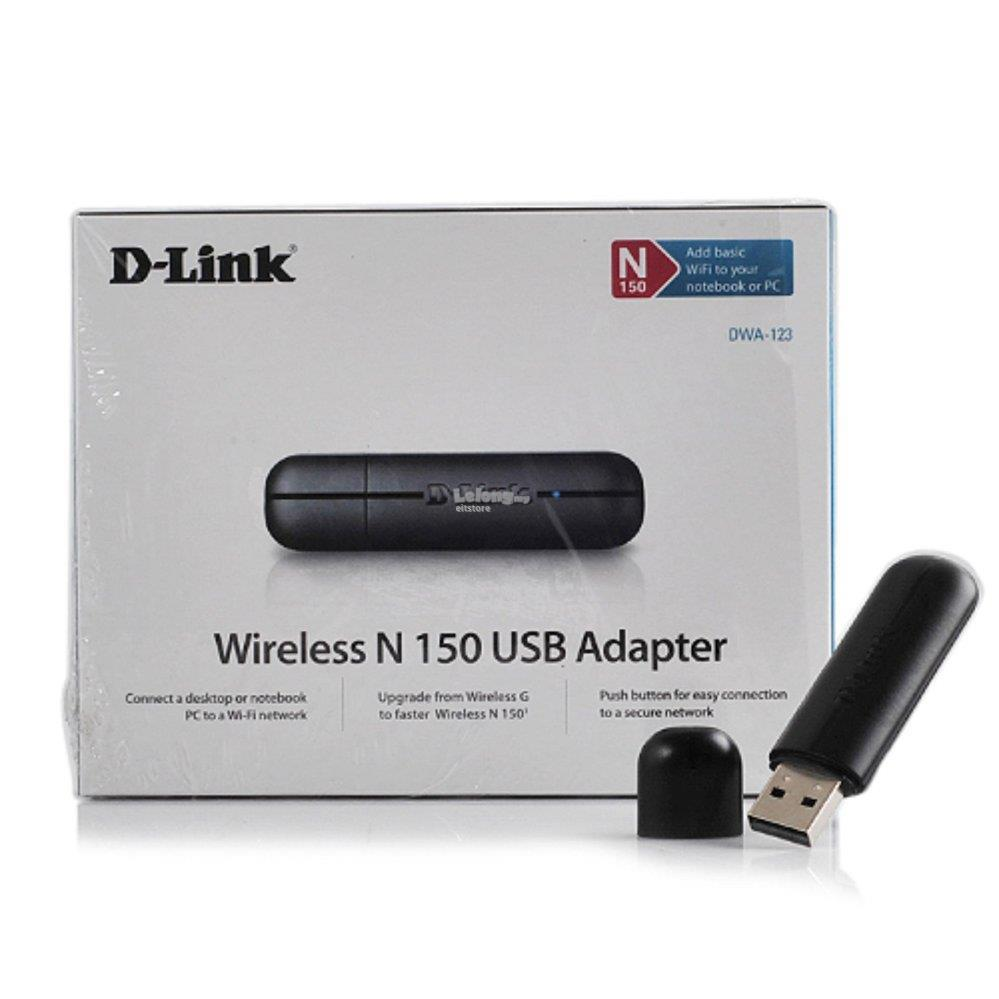 d link wireless n150 usb adapter driver for windows 7