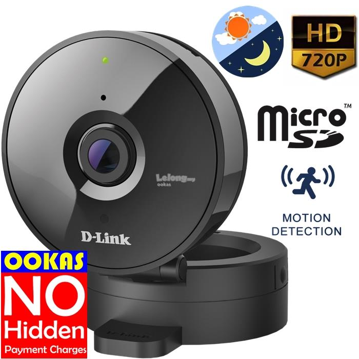 D-Link HD Wireless WiFi Security IP Camera SD Motion DCS-936L CCTV