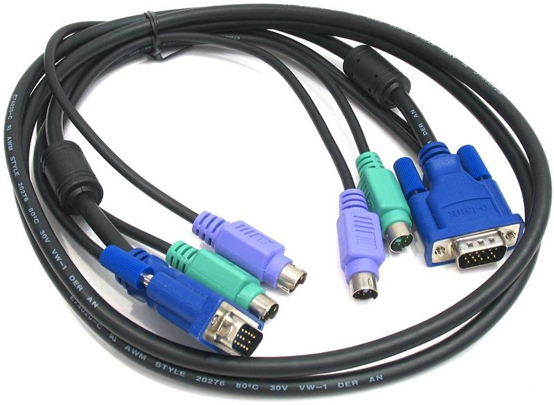 D-Link KVM Switch Cable (DKVM-CB5)