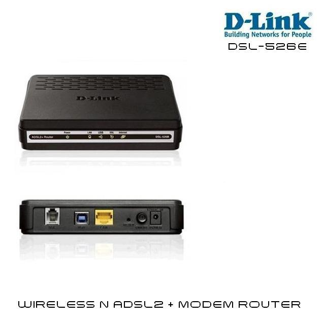 D-LINK USB Wired Ethernet ADSL2+ Mo (end 7/21/2018 12:12 PM)