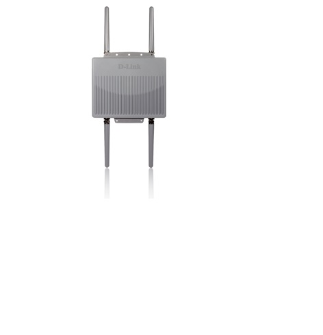 D-LINK WIFI N DUAL BAND IP67 OUTDOOR ACCESS POINT WITH POE (DAP-3690)