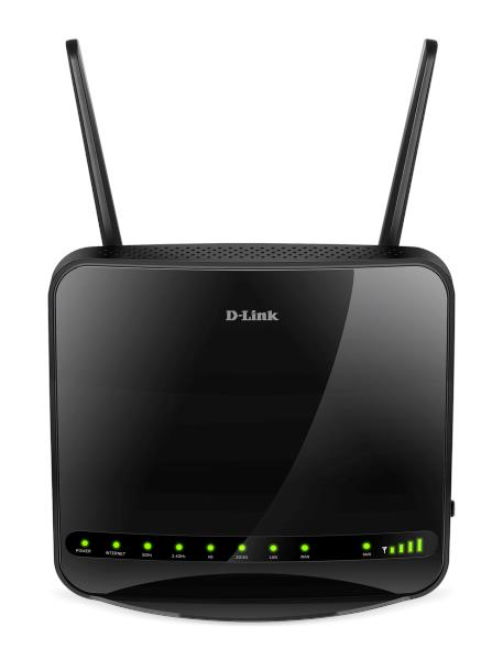D-Link Wireless AC1200 4G LTE Multi‑WAN Router (DWR-953)