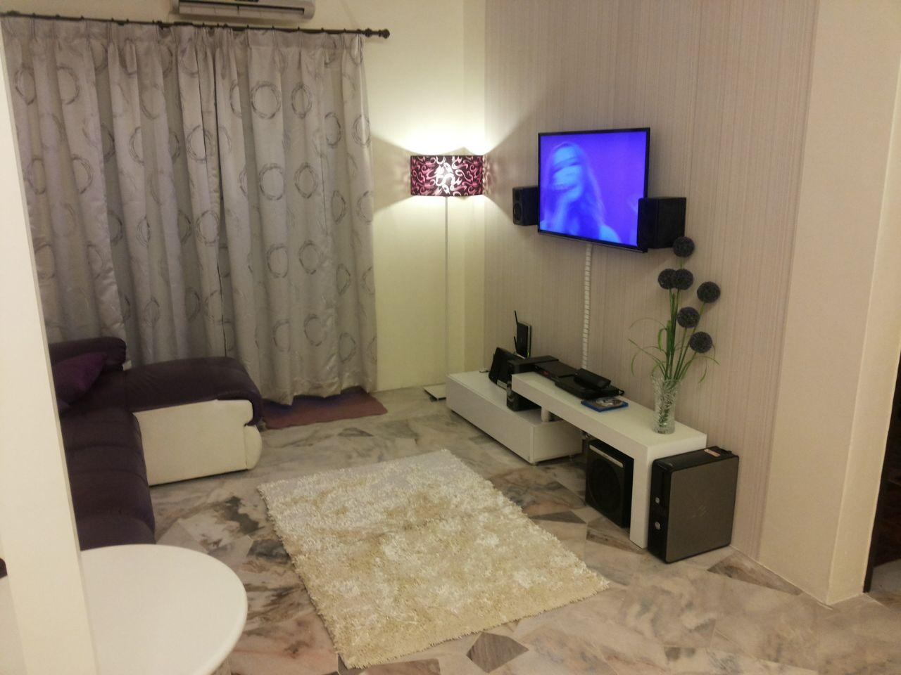 D'Palma Apartment for sale, Fully Furnished, Low Floor, Puchong
