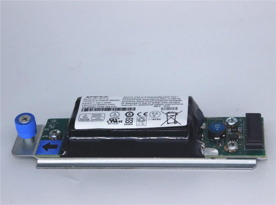 D668J New Battery for Dell Raid Controller PowerVault BAT-2S1 MD 3200i