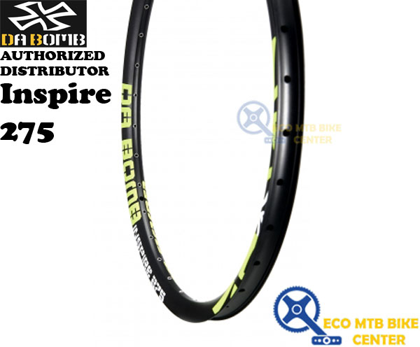 DA BOMB Inspire 275 Rim x 32holes (SELL IN PAIR)