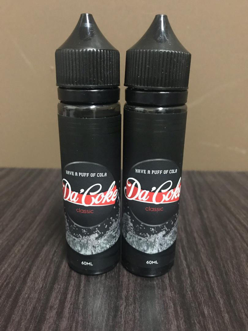 Da Coke Classic (6MG @ 60ML)E Liquid Vape Juice