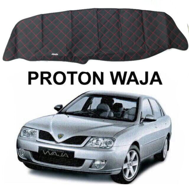 DAD Non Slip Dash Mat Car Dashboard Cover - Proton Waja