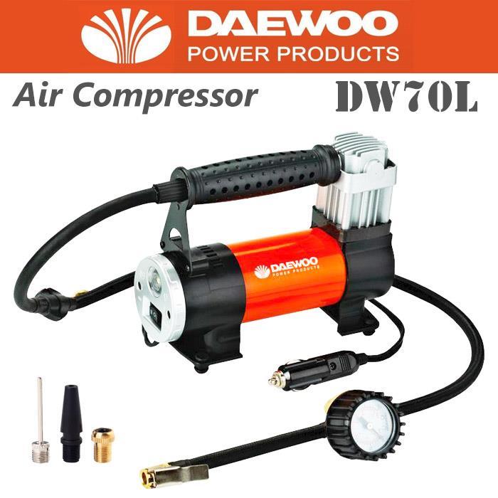 Daewoo 12V Air Compressor DW70L (end 5/16/2019 12:15 PM)
