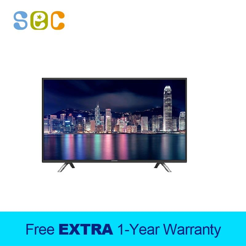 DAEWOO 43' SMART ANDROID HD LED TV, L43S790VNA
