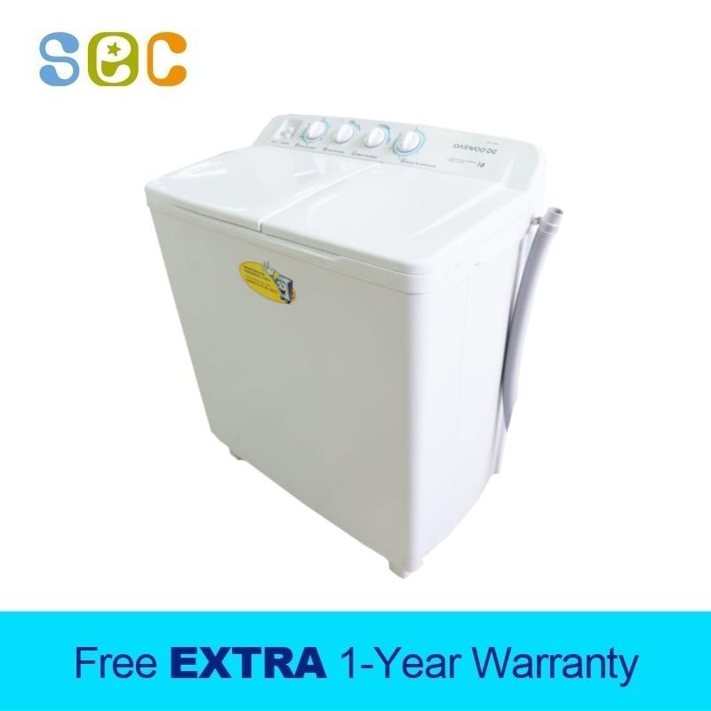 DAEWOO 8.0KG SEMI AUTO WASHING MACHINE, DW-800