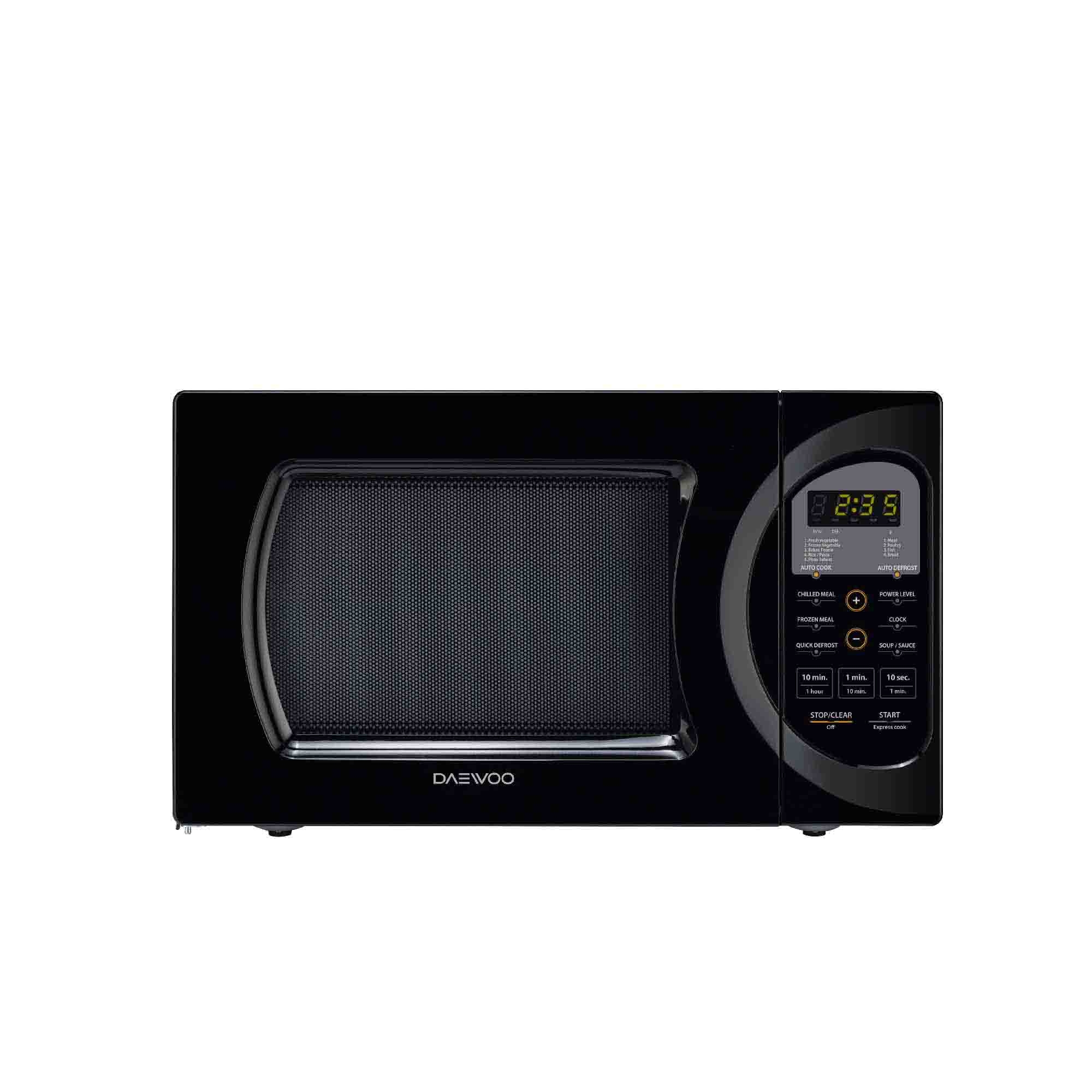Daewoo Microwave Oven KOR-9GBB (26L) (end 7/4/2020 11:41 AM)