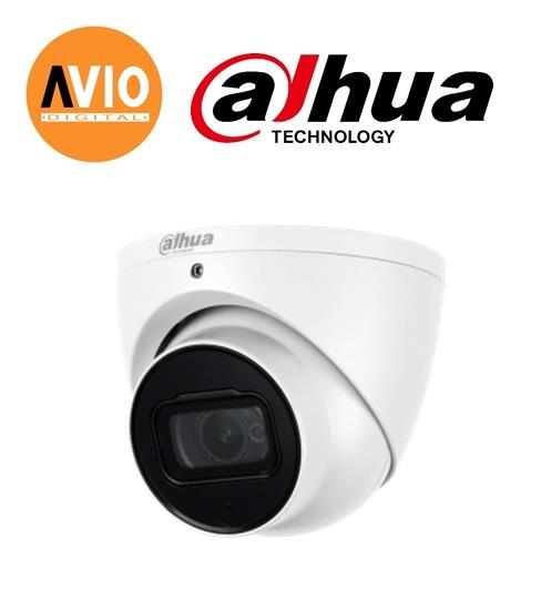 Dahua AVIO HDW2501T-A 5 MP Megapixel Dome Microphone HD CCTV Camera