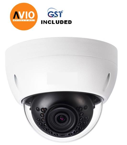 Dahua HDBW4231E-AS 4MP WDR Vandal Proof IR Mini Dome Network CCTV Came
