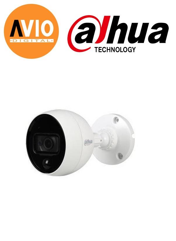 Dahua ME1500B-LED 5MP Active Deterrance HD-CVI Dome CCTV Camera