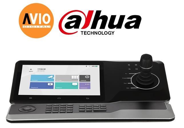 DAHUA NKB5000 HD Network Keyboard with 4-axis Joystick