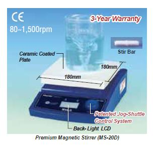 DAIHAN-brand® Digital Magnetic Stirrer