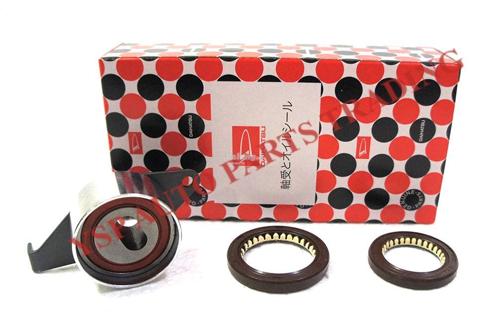 Daihatsu Timing Belt Component Set P (end 5/9/2018 11:25 AM) on mitsubishi timing belt, jeep timing belt, acura timing belt, saab timing belt, honda timing belt, mini timing belt, subaru timing belt, kia timing belt, chevrolet timing belt, infiniti timing belt, audi timing belt, saturn timing belt, gmc timing belt, cadillac timing belt, dodge timing belt, yanmar timing belt, hyundai timing belt, volkswagen timing belt, smart timing belt, geo timing belt, mercedes benz timing belt, land rover timing belt, toyota timing belt, lexus timing belt, fiat timing belt, suzuki timing belt, nissan timing belt, isuzu timing belt, daewoo timing belt, ford timing belt, bmw timing belt, porsche timing belt, sterling timing belt, alfa romeo timing belt, volvo timing belt,