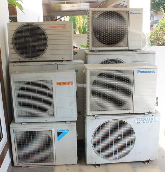 DAIKIN HITACHI YORK PANASONIC NATIONAL COMPRESSOR 1.0HP 2.0HP 4.0HP