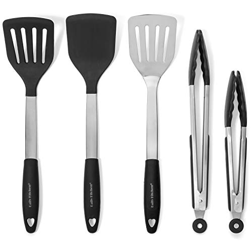 ..// Daily Kitchen Spatulas Heat Resistant Silicone and Stainless Steel – To