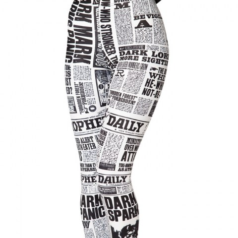 Daily Prophet Leggings
