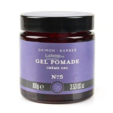 The Daimon Barber No.5 Gel Pomade