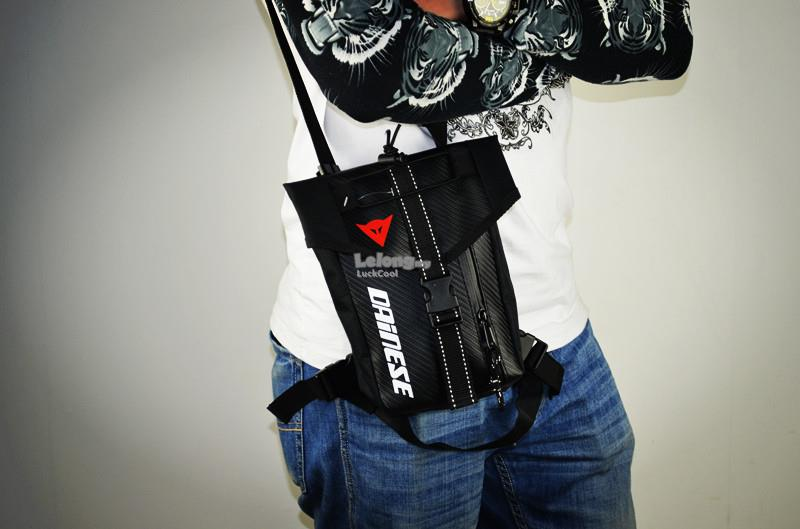 New Dainese Waterproof Outdoor / Biker Leg Bag Multifunction