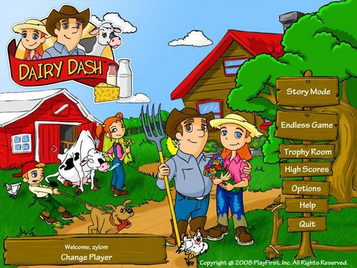 Dairy Dash [Digital Download][PC OFFLINE] - Big Express