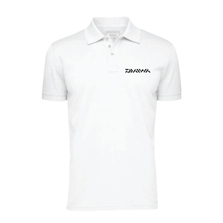 Daiwan Limited Fishing Polo T-Shirt Embroidery Logo EDR-007