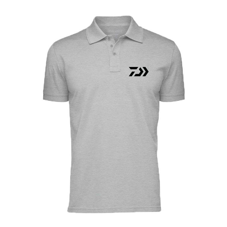 Daiwan Limited Fishing Polo T-Shirt Embroidery Logo EDR-009