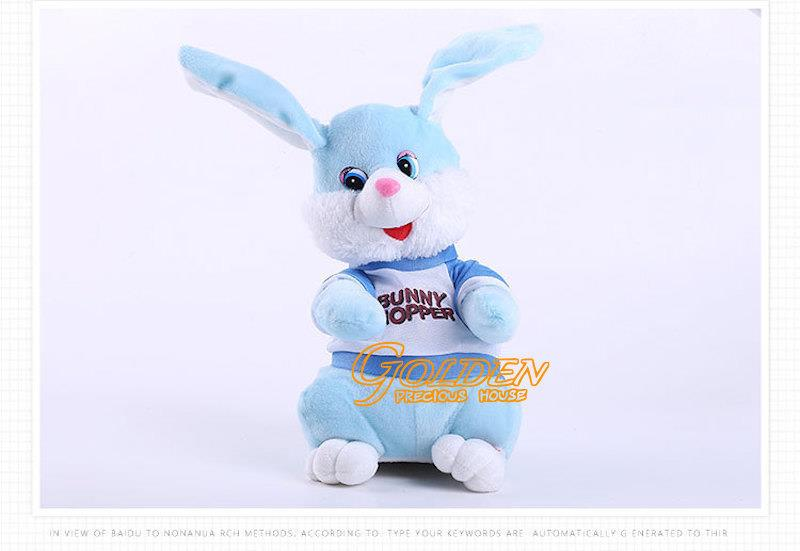 Dancing Rabbit soft toys musical toys 32cm