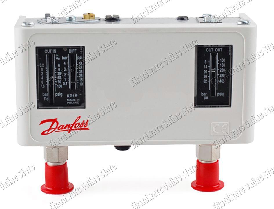 DANFOSS Dual Pressure Control KP15 060-124166  *NEW*