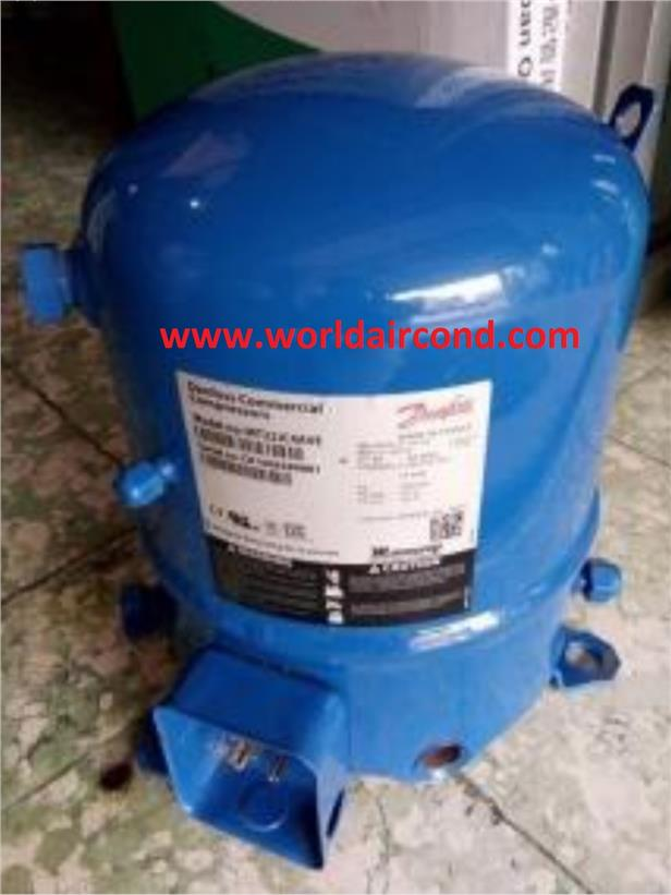 Danfoss Maneurop Compressor MT MTZ