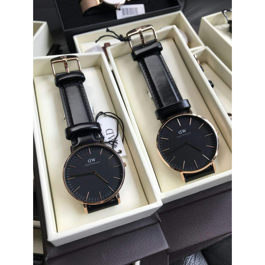 a92e8e763c635 DANIEL WELLINGTON CLASSIC BLACK SHEF (end 6 5 2021 12 00 AM)