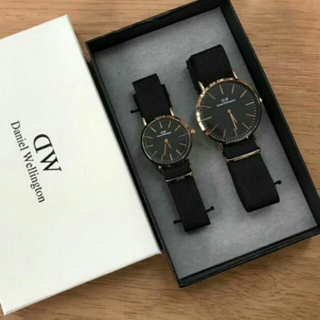 4451013ddc54 Daniel Wellington Rose Gold Watch Watches Set Dw Jam Tangan Couple. ‹ ›