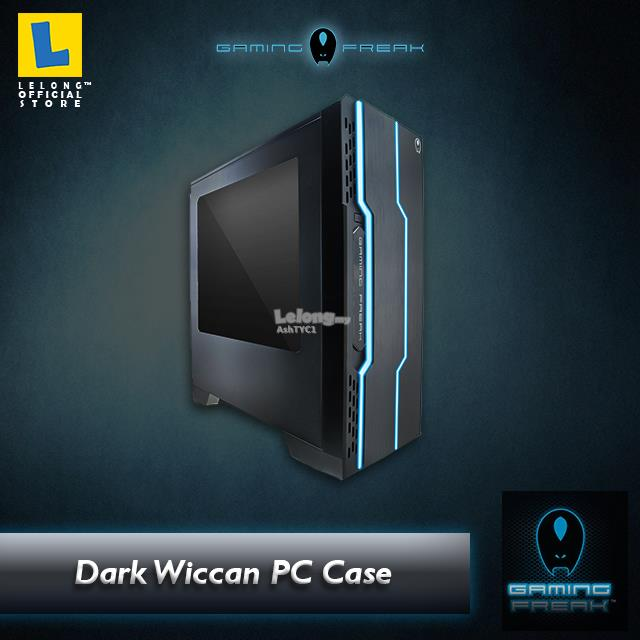 Dark Wiccan PC Case