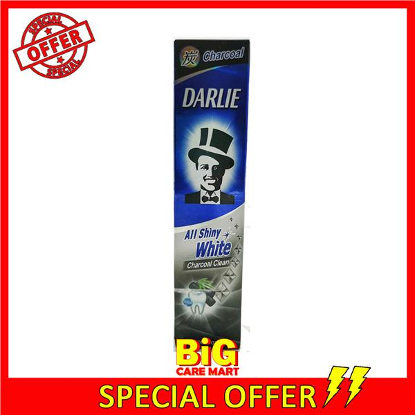 Darlie All Shiny White Charcoal Clean Toothpaste 80g
