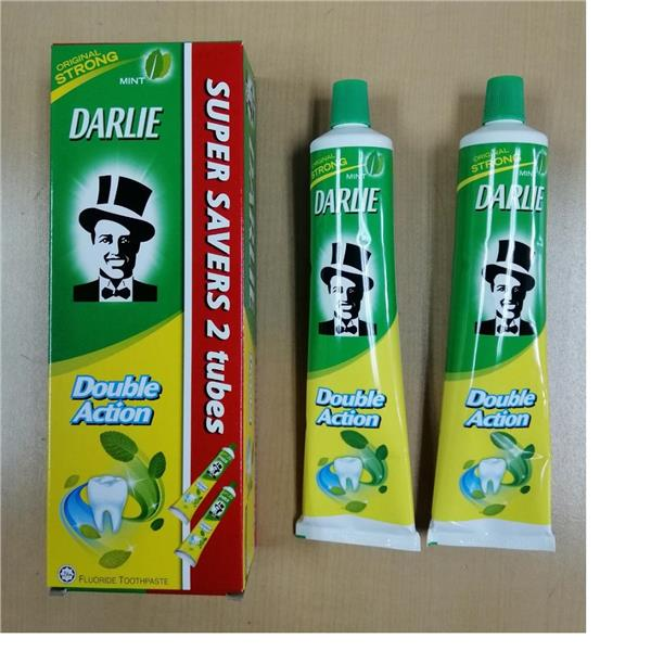 Darlie Toothpaste Double Action Super Saver BUY 2 X 225g