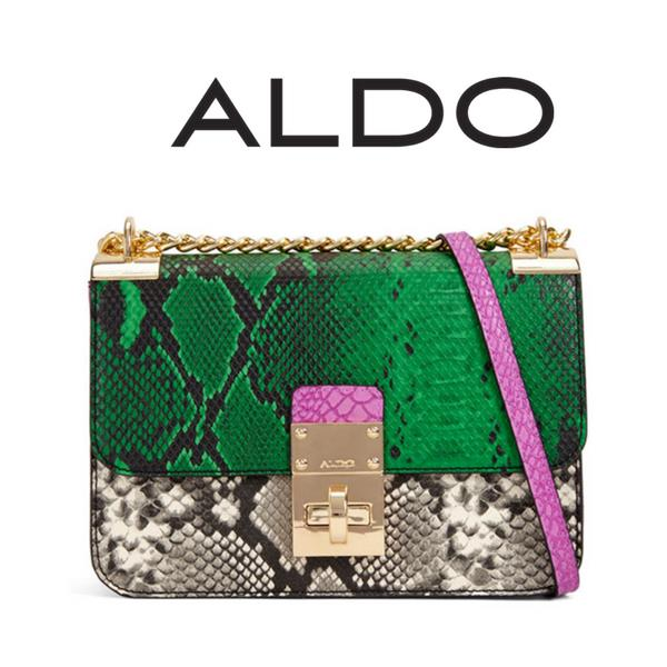 a107ddf30f0 (DAS AL039) Authentic Aldo Snake Emb (end 9 17 2018 3 20 AM)