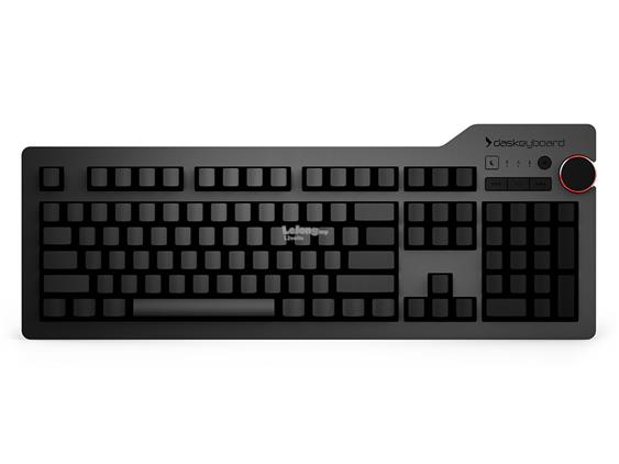 Das Keyboard 4 Ultimate Mechanical Keyboard for Windows (MX Blue)