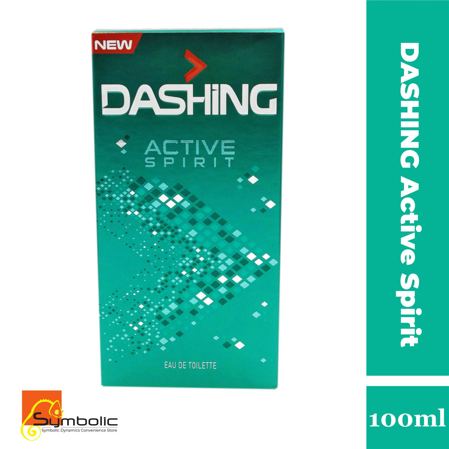 Dashing Eau De Toilette For Men Active Spirit