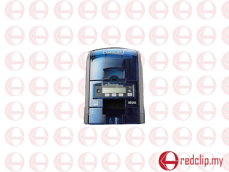 DATACARD SD260 (535500-002) ID CARD PRINTER