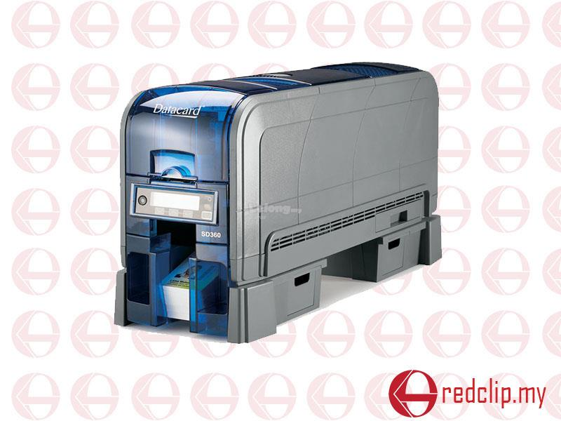 DATACARD SD360 (506339-002) ID CARD PRINTER