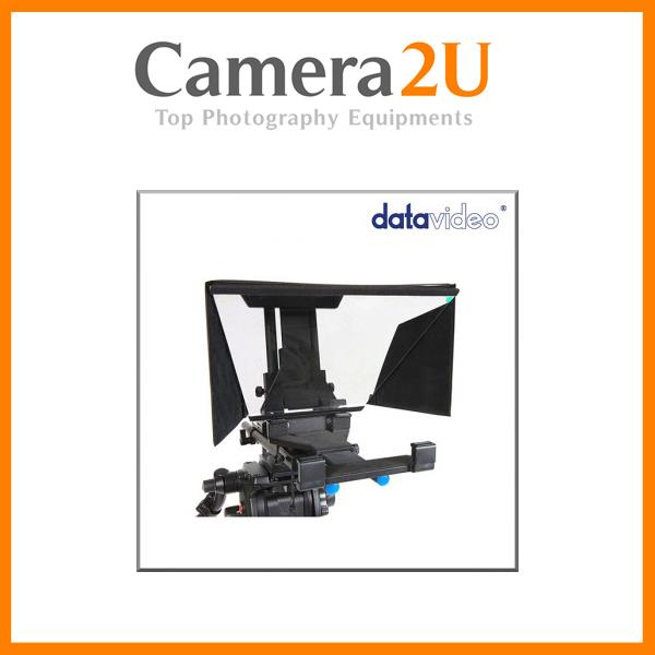 DATAVIDEO TP-500B DSLR TELEPROMPTER KIT FOR IPAD AND ANDROID TABLETS W