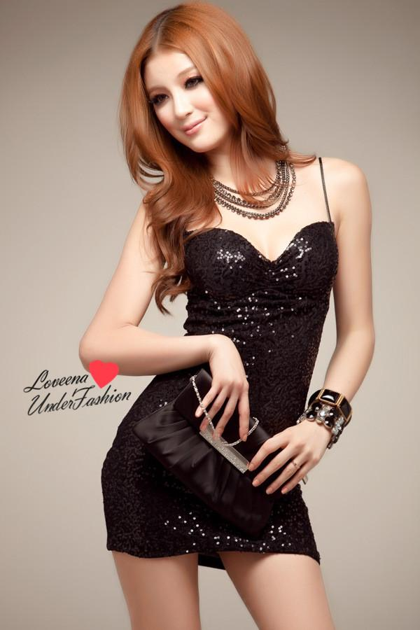 7a3386befa7ab Dazzling Sexy Clubbing Costume Party Dress Lingerie L1026 (2 Colours)