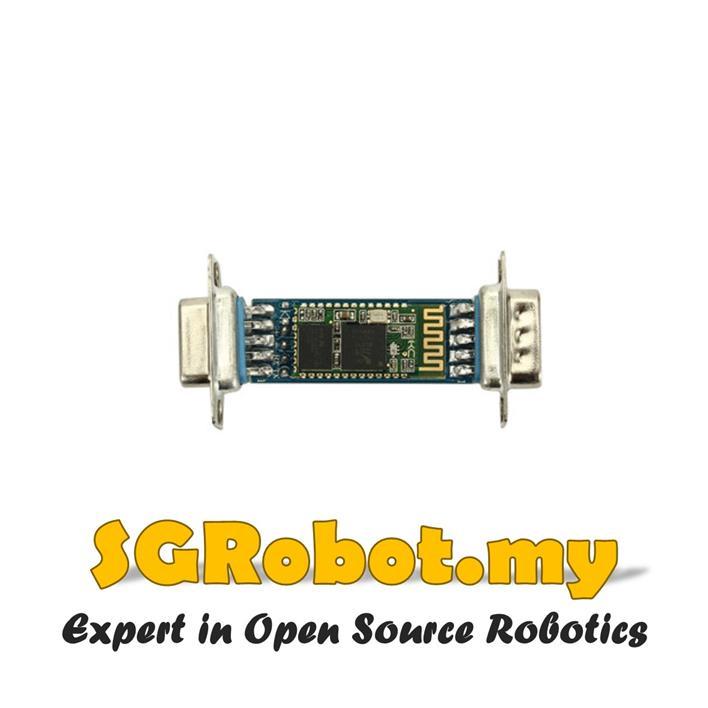 DB9 Interface RS232 Bluetooth Wireless Serial Port Module HC06 Slave