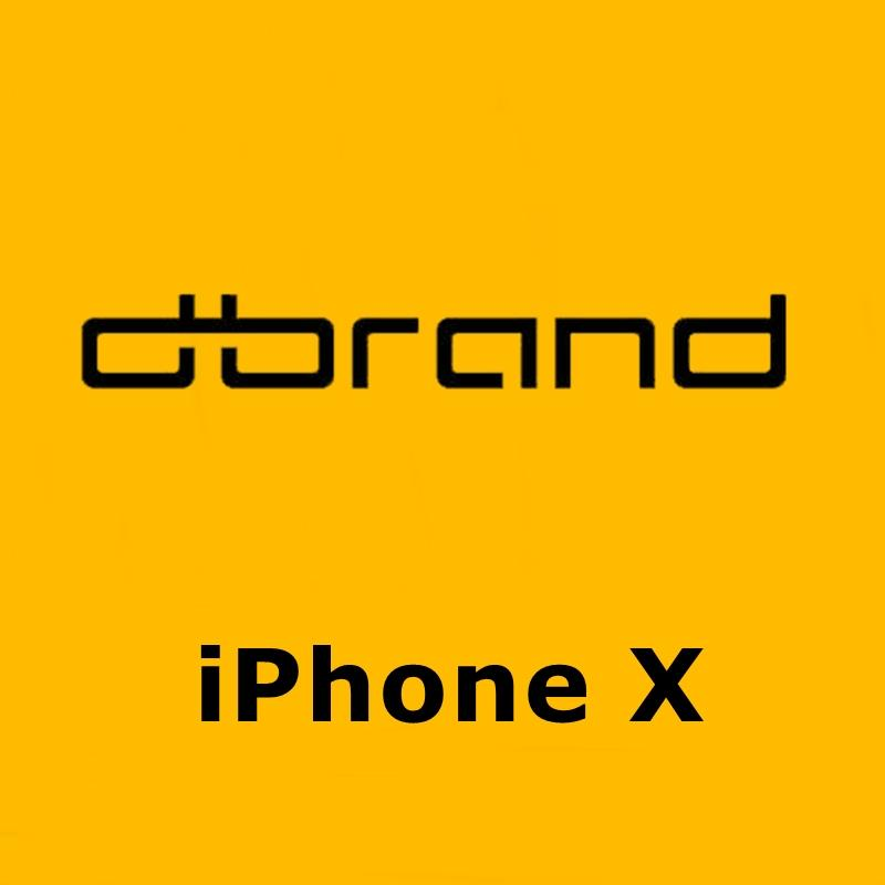 Dbrand Skin for iPhone X