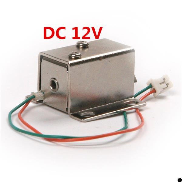 DC 12V File Display Door Drawer Electric Lock Latch Assembly Solenoid Sc 1 St Lelong.my  sc 1 st  pezcame.com & Door Solenoid \u0026 Enter Image Description Here Sc 1 St Electrical ...