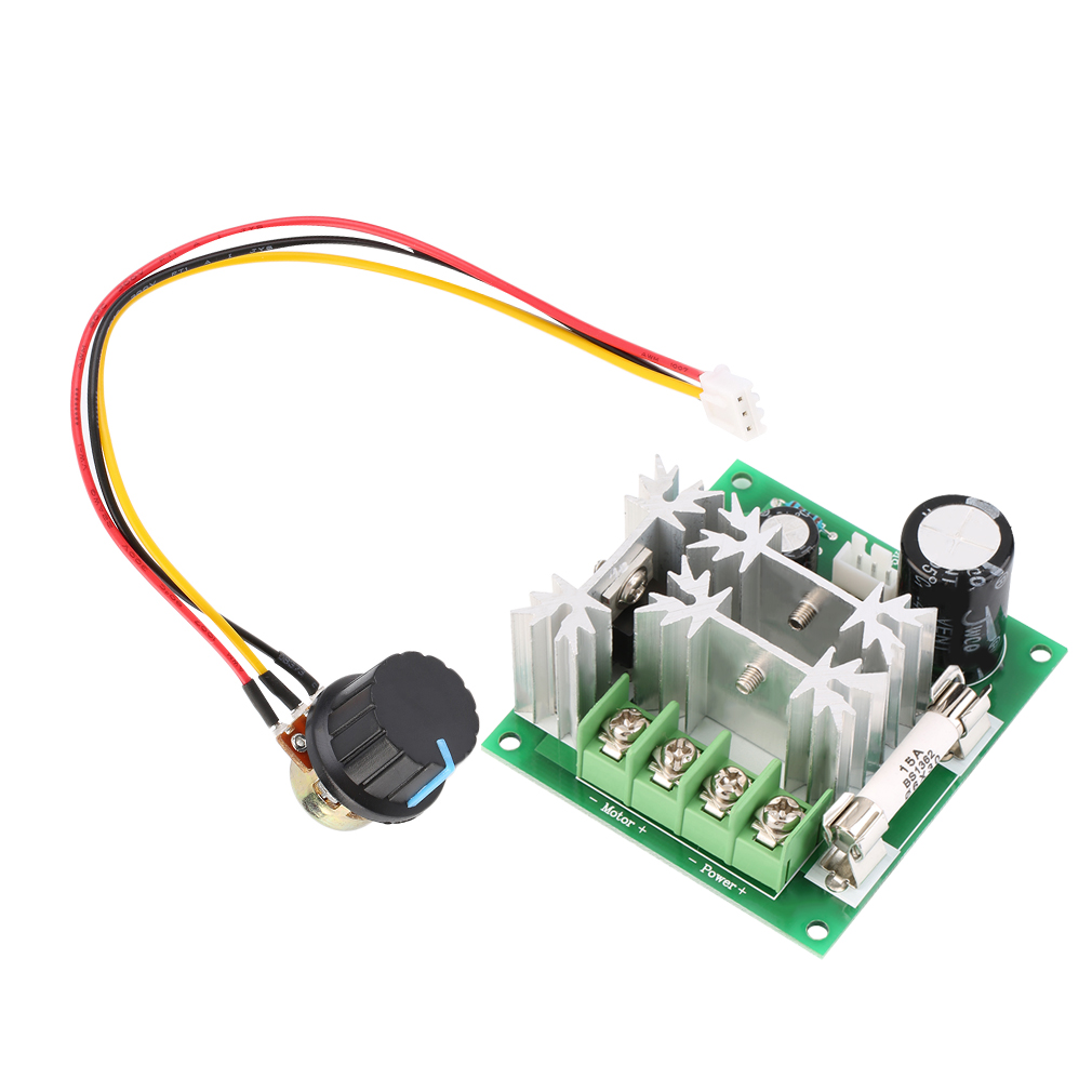 Dc Motor Controller With Pwm Speed Circuit Using Ic556 Electronic New 6v 90v 15a Sd C End 11 21 2018 12 14 Am