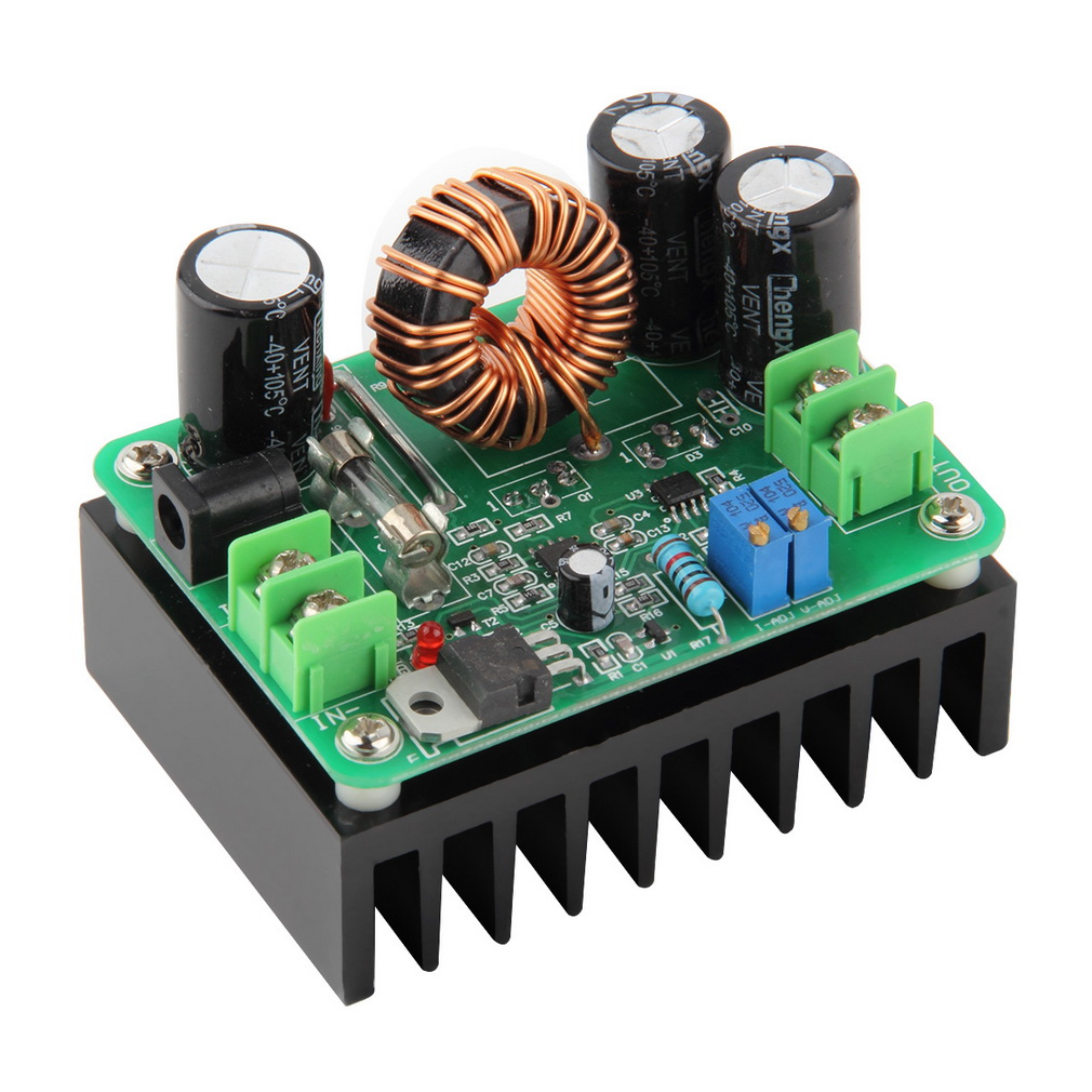 Dc Boost Converter Price Harga In Malaysia Ltc1871 100w Step Up Power Module 600w 10 60v To 12 80v