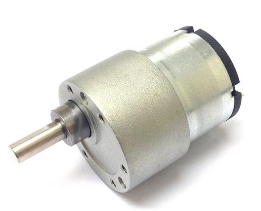DC Geared Motor 12V High Power 1100RPM